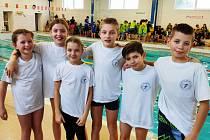 Mladí plavci úspěšně reprezentují Roudnici nad Labem
