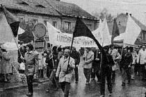 V dalším díle seriálu Jak jsme žili v Československu si připomeneme, jak v okrese Litoměřice probíhaly májové oslavy 1. a  9. května.