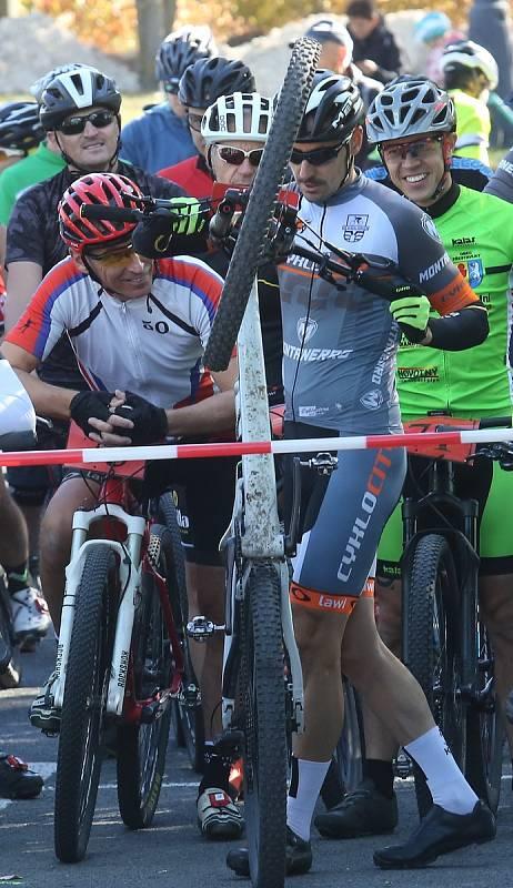 22. ročník závodu horských kol Velkou cenu Lafarge Cement.
