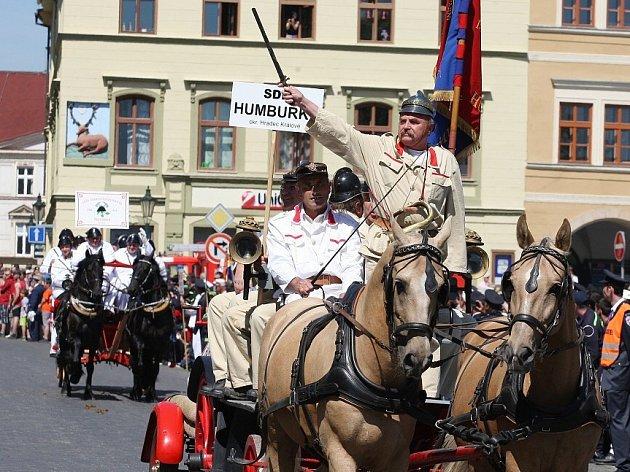 Hasičské slavnosti 2014