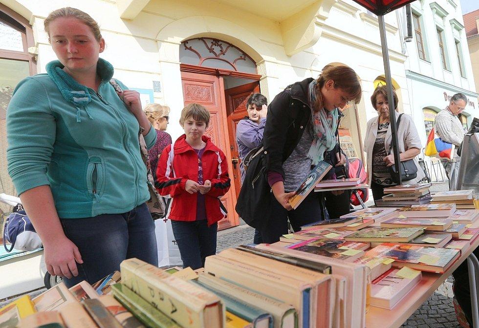 Týden knihoven v Litoměřicích