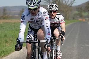 Španěl Marc Reynes (vpravo)