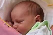Markétě Deváté ze Štětí se 10. dubna v 9.50 hodin narodila v Ústí nad Labem dcera Eliška Devátá. Měřila 47 cm a vážila 2,77 kg.