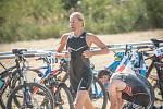 Hazmburk X offroad triathlon 2020.