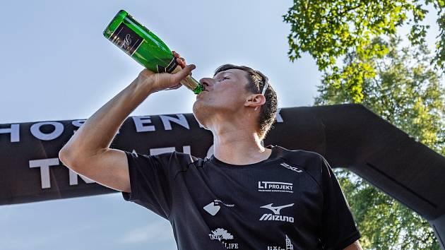 V pořadí již 19. ročník Hostěnického triatlonu ovládl opět Petr Soukup.