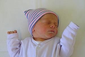Beata Gubaničová se narodila Lucii a Vítu Gubaničovým z Kostelce n. O. 12. března v 21.30 hodin v Litoměřicích (50 cm a 2,97 kg).
