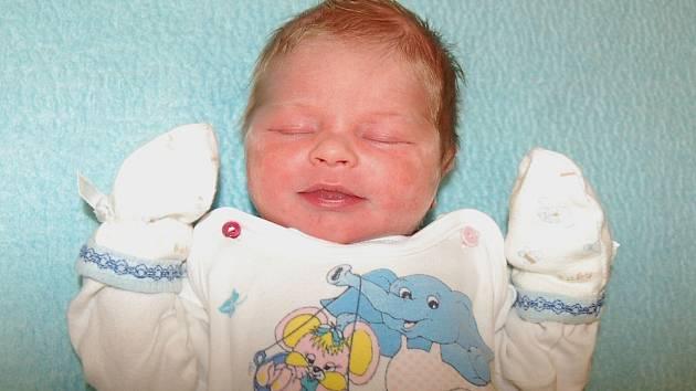 Kamile a Romanu Munčinským z Litoměřic se 25. listopadu v 1.09 hodin narodil v Litoměřicích syn Vojtěch Munčinský. Měřil 52 cm a vážil 3,54 kg.