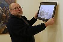 Sdružení fotografů FotoporoT vystavuje své práce v divadle