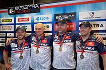 Členové posádek týmu Byggyra Racing.