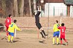 Přípravný zápas: Brozany - Litoměřice 2:0.