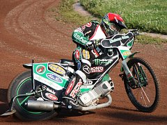 K účastníkům Grand Prix v Praze bude patřit i mistr světa Greg Hancock ze Spojených států.