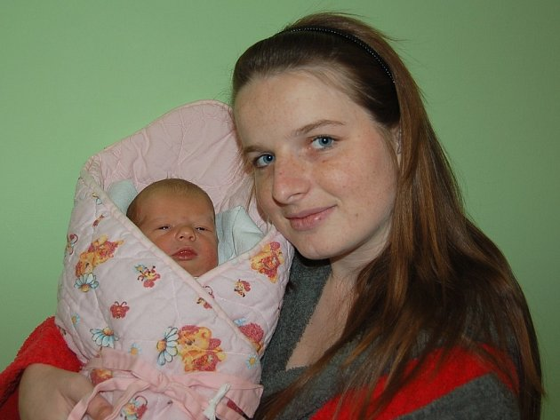 Jiřině a Tomáši Vojířovým z Lovosic se 27.11. ve 23 hodin narodila  v litoměřické porodnici dcera Viktorie Vojířová (49 cm, 3,21 kg).