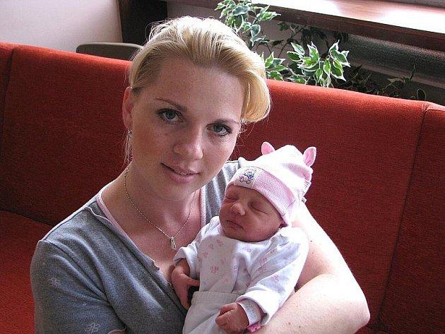 Veronice a Lukáši Kůsovým z Litoměřic se v litoměřické porodnici 16. srpna v 18.49 hodin narodila dcera Veronika Kůsová. Měřila 46 cm a vážila 2,77 kg. Blahopřejeme!
