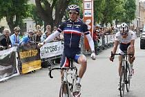 Závod míru juniorů 2010 - poslední etapa.