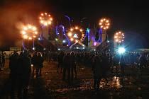 Taneční festival Pleasure Island v Roudnice nad Labem.