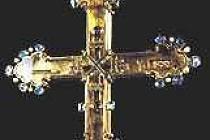 Ostatkový kříž.