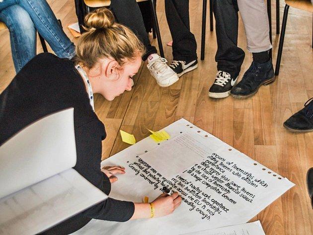 Do Litoměřic zavítají na tři dny studenti zčeské republiky izahraničí. Proběhne zde konference Evropského parlamentu mládeže ČR (EPM).