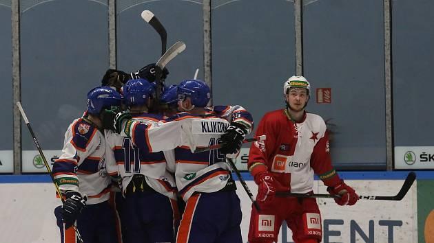 Hokejisté Stadion Litoměřice