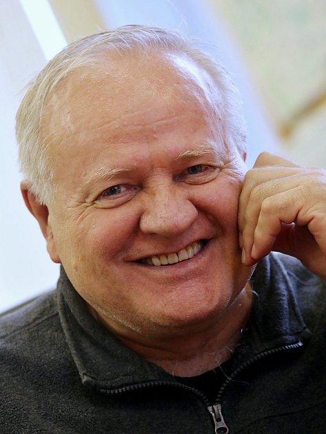 Redaktor Litoměřického deníku Václav Sedlák