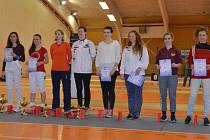 Litoměřičtí šermíři na turnaji v Liberci.