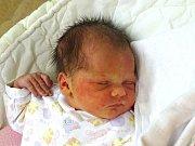 Anička Navrátilová se narodila Barboře Vysoké a Antonínu  Navrátilovi z Dolního Týnce  30.1. v 17:37 hodin v Litoměřicích  (2,6 kg a 48 cm).