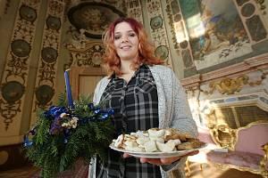 Advent na zámku v Ploskovicích.