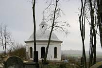 Židovský hřbitov v Radouni na Štětsku.