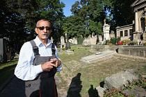 Zemřel správce litoměřického hřbitova Pavel Lolo, bylo mu pouhých 63 let.
