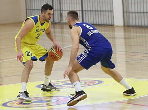 I. liga basketbal: Slavoj Litoměřice - Olomouc