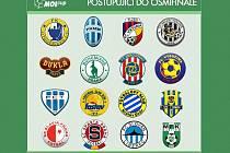 Osmifinalisté MOL Cupu 2016-2017