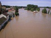 Povodeň v Roudnici, čtvrtek 6.6.2013