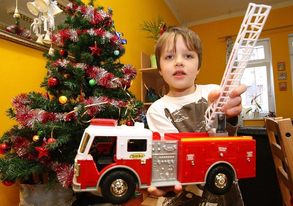 Vánoce v dětském domově, ilustrační foto.
