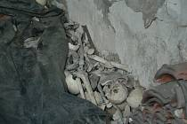 Nález v Kostelci nad Ohří