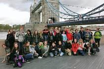 Do Londýna za jazykem i zážitky