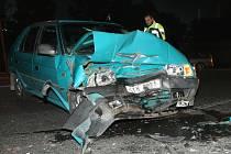 Vážná nehoda V Lovosicích