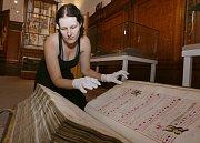 Třebenický kancionál pochází z roku 1578. Archivní foto.