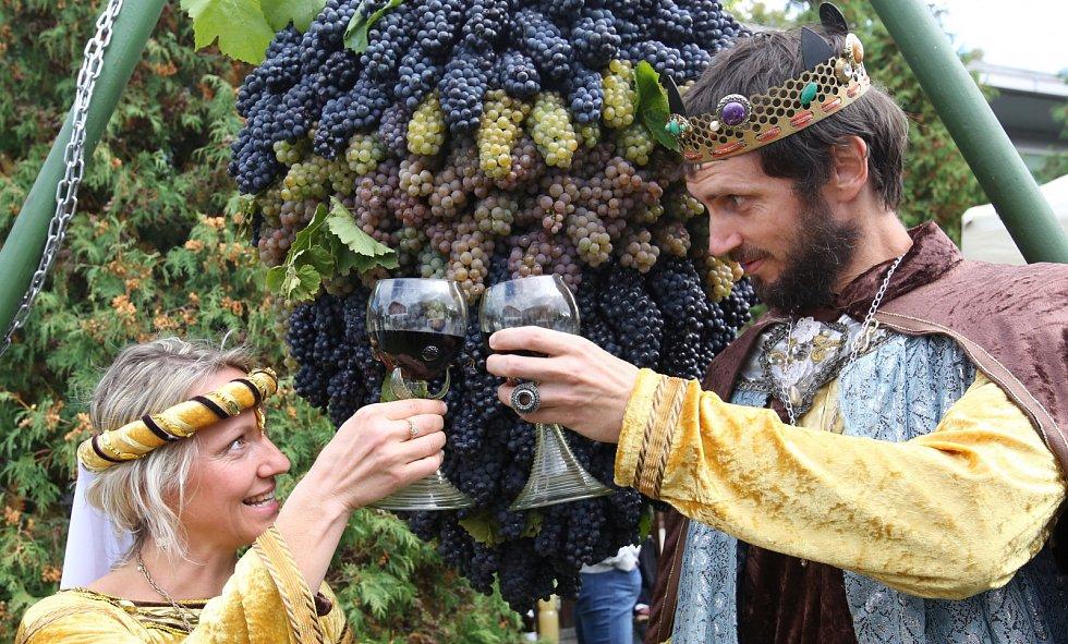 Vinobraní ve Velkých Žernosekách 2019.