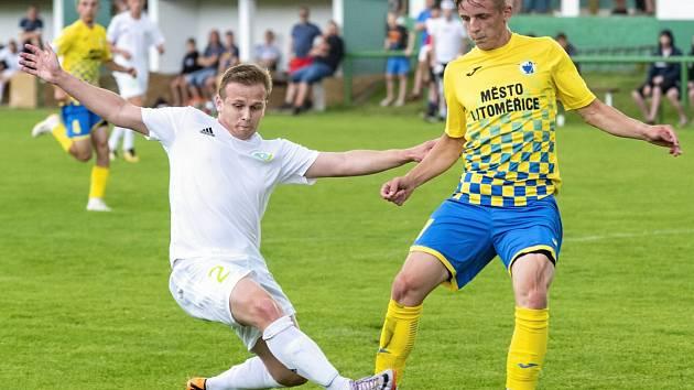 Bohušovice podlehly v utkání o třetí místo Litoměřicku.
