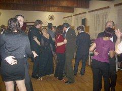 Tradiční ples ve Slatině