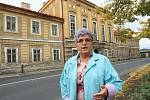 WIESERŮV PALÁC. Starostka Terezína Růžena Čechová považuje přebudování bývalého posádkového domu na Evropské studijní a setkávací středisko za další možnost navázání spolupráce s německými partnery.