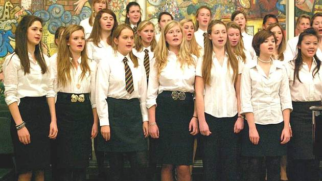St. Catherine's Senior Chamber Choir and Camerata