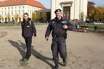 NOVÁ HLÍDKA V TEREZÍNĚ. Tomáš Kalina není v Terezíně nováčkem a dobře zná tamní podmínky a poměry.