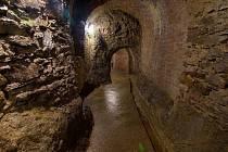 Podzemí. Ilustrační foto.