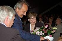 V DK Litoměřice vzpomněli na Františka Honzáka