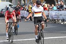 Závod míru juniorů 2018 - první etapa. Čtvrtek 3. května.