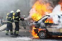 Třebeničtí hasiči oslavili výročí.