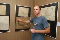 Výstava historických map v Litoměřicích