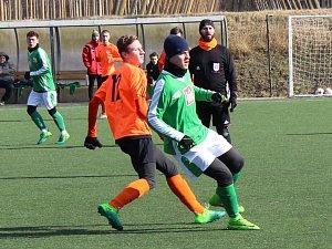 Příprava: Roudnice U19 - Nymburk únor 2018