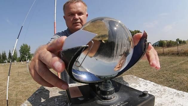 Meteorologická observatoř v Doksanech
