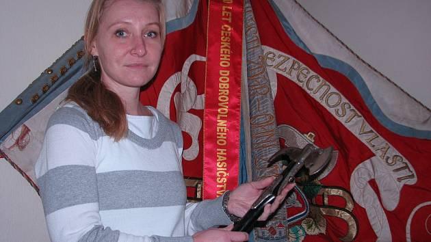 Kurátorka Podřipského muzea Ilona Trefná